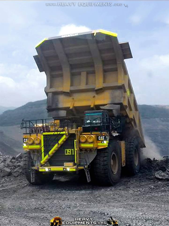 Mining Trucks Photos