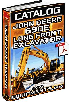 blog full catalogue learning john deere 690e lc excavator