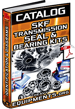 SKF Transmission for Heavy Duty Trucks Catalogue