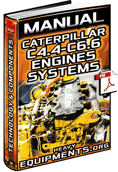 manual cat c6 6 c4 4 engines acert technology components valves pumps cylinders fuel system injector diagnostics heavy equipment manuals, courses, catalogs, videos, caterpillar Cat C4.4 Exhaust at fashall.co