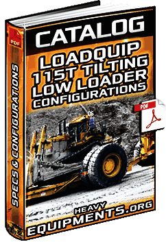 Loadquip 115T Tilting Low Loader Catalogue Download