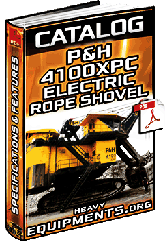 P&H 4100XPC Electric Rope Shovel Catalogue Download