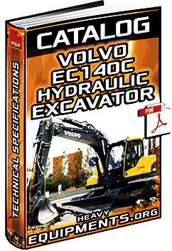 Download Volvo EC140C Hydraulic Excavator Catalogue