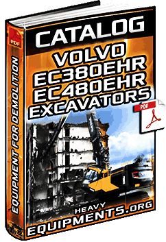 Download Volvo EC380EHR & EC480EHR Excavators for Demolition Catalogue
