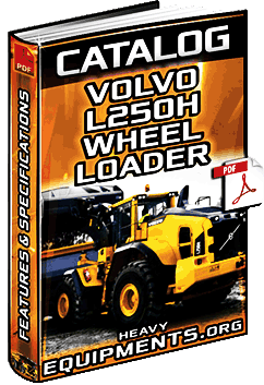 Volvo L250H Wheel Loader Catalogue Download