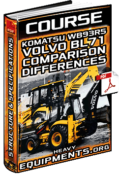 Komatsu WB93R-5 & Volvo BL71 Backhoes Course Download