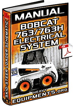 manual bobcat 763 763h skid steer loader electrical system wiring schematic contents components systems service bobcat 763 & 763h skid steer loader electrical system wiring bobcat 763 wiring diagram free at n-0.co