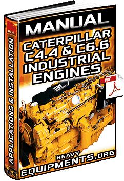 manual: caterpillar c4.4 & c6.6 engines - electronics ... cat c6 6 wiring schematics #11