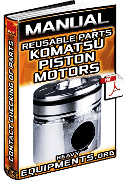 Download Guide: Reusable Parts of Komatsu Piston Motors Manual