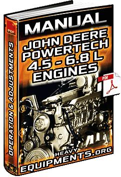 Manual: John Deere PowerTech 4 5L & 6 8L Diesel Engines