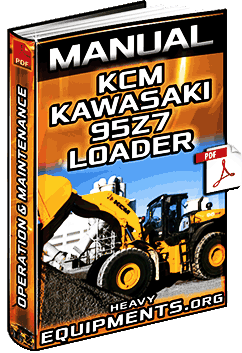 Manual for KCM 95Z7 Wheel Loader - Operation, Maintenance & Specifications