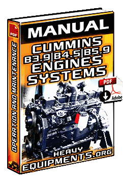 Cummins B3.9, B4.5 & B5.9 Engines Manual Download