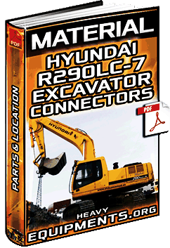 Download Hyundai R290LC-7 Hydraulic Excavator Material