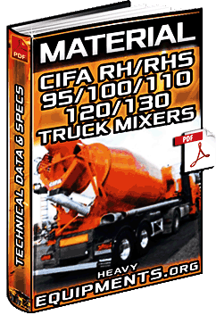 Download Cifa RH/RHS 95, 100, 110, 120 & 130 Truck Mixers Material