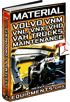 Volvo VNM, VNL, VNX, VHD & VAH Trucks - Maintenance Intervals Download