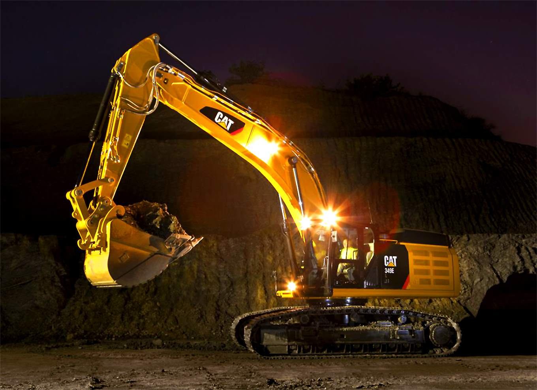 Hidraulic Excavator Caterpillar 349E