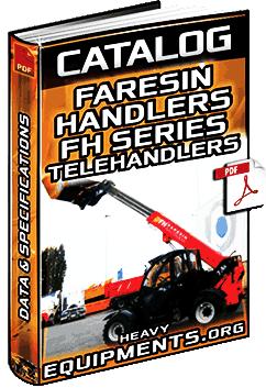 Specalog: Faresin Handlers FH Series Telehandlers - Specs & Features