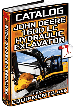 Catalog for John Deere 160D LC Hydraulic Excavator – Specifications