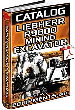 Specalog for Liebherr R9800 Mining Excavator – Specs