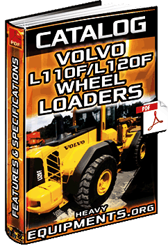 Specalog for Volvo L110F & L120F Wheel Loaders – Specs