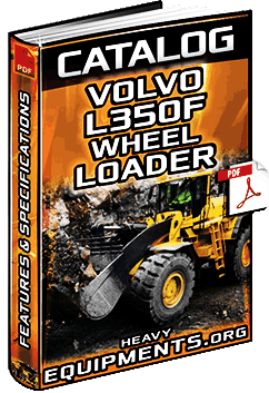 Specalog for Volvo L350F Wheel Loader – Specs