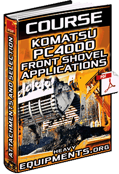 Course for Komatsu PC4000 Hydraulic Shovel Application – Loading & Selection