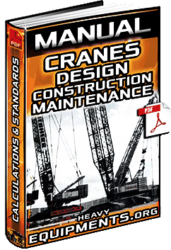 Manual Cranes Design Wire Ropes Drives Construction