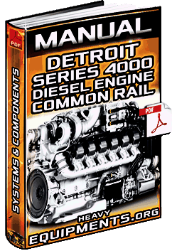 Manual: Detroit Series 4000 Diesel Engines with Common Rail Fuel System