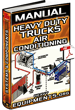 Heavy Truck Air Conditioning – Operation, Components, Diagnosis & Service Manual