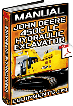 John Deere 450CLC Hydraulic Excavator – Operation & Maintenance Manual