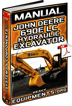 Technical Manual for John Deere 690E LC Excavator - Systems & Components