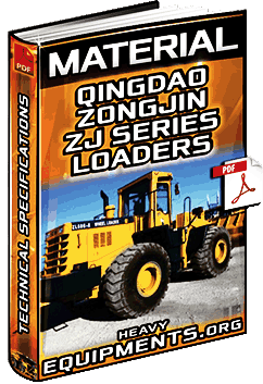 Material: Qingdao Zongjin ZJ Series Wheel Loaders – Technical Specifications