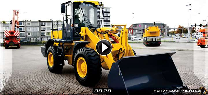 Video: Maintenance for XCMG ZL30G Wheel Loader – Checks, Lubrication & Inspection